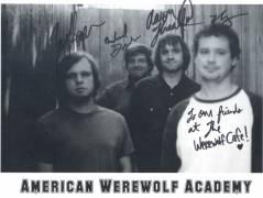 American Werewolf Academy